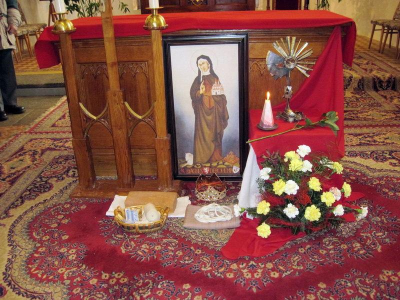Svatá Anežka v Kovářově