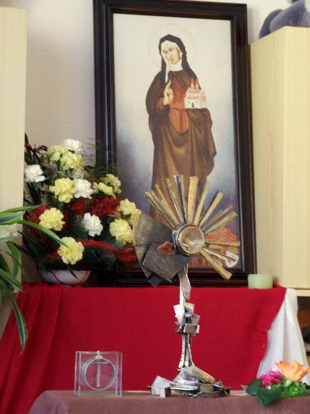 Svatá Anežka ve školce