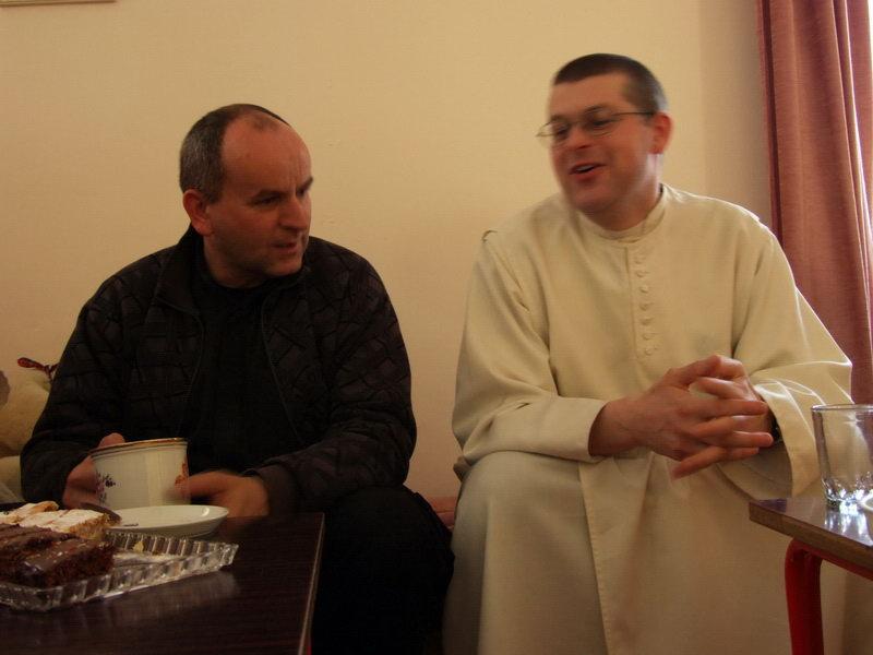 P. Quirin a P. Řehoř