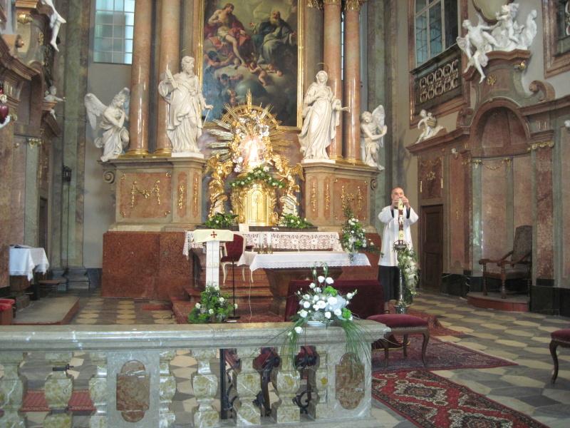 Kostelník na Vranově – bratr Jiří