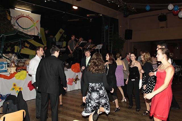 Na plese...