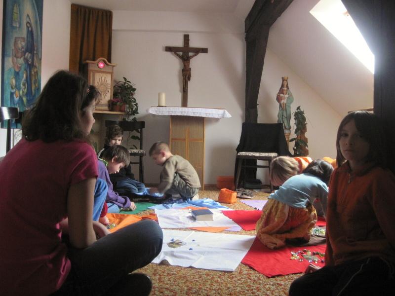 Únorové SoŠko v kapli
