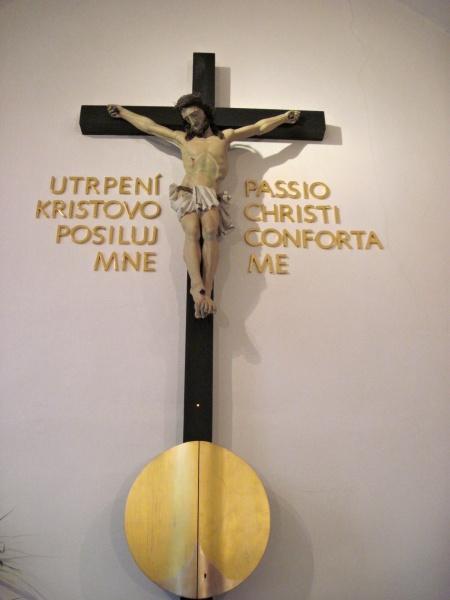 Světnice, kde se Jan narodil – kaple