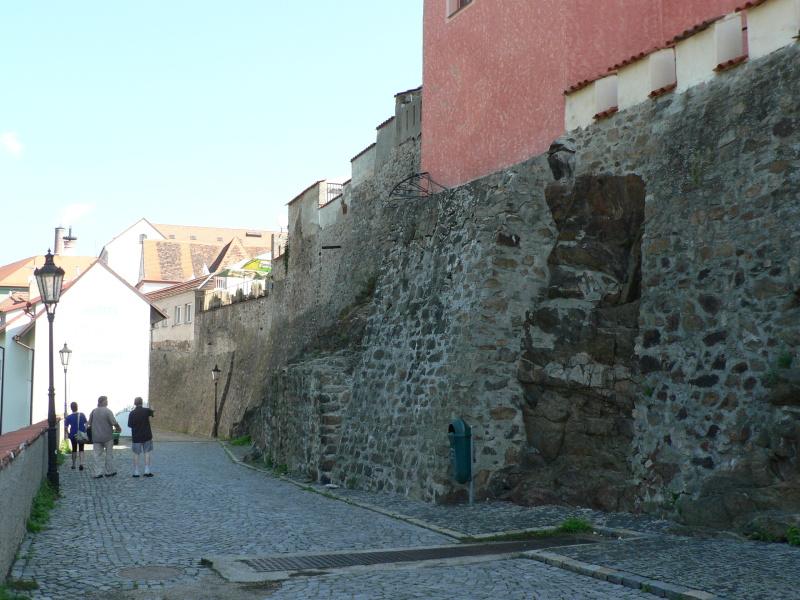 Písecké hradby