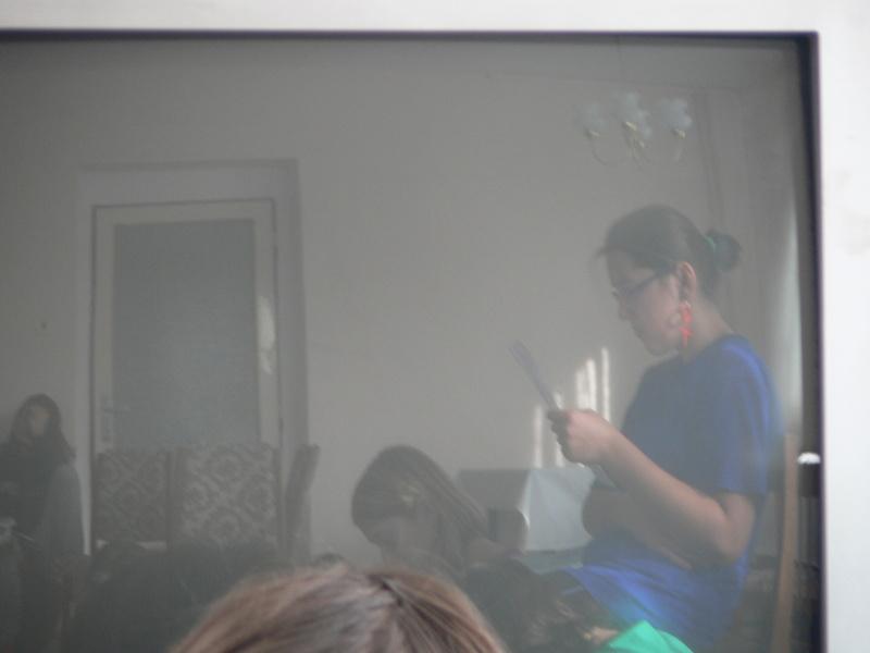 Dáda se nechala vyfotit i v televizi... :-)