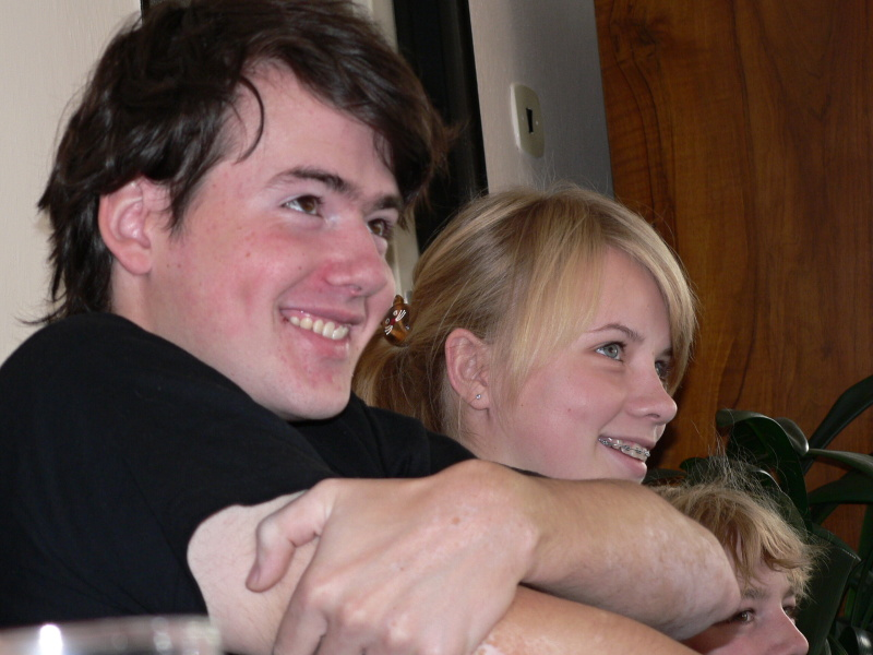 Petr a Anička