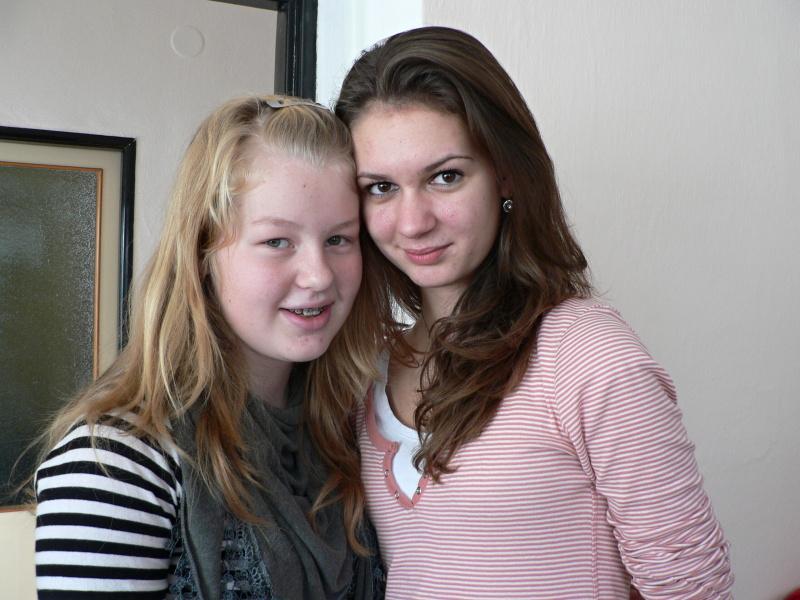Bětka a Katka