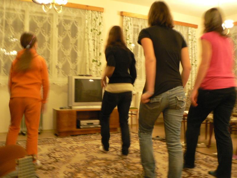 Večerní tancování