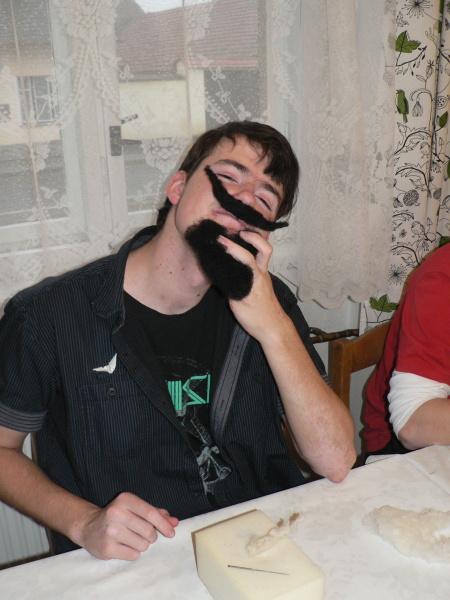 Petr vypadá jako Vladimír Iljič Lenin...