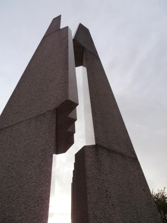 Památník posledních výstřelů druhé světové války u nás...