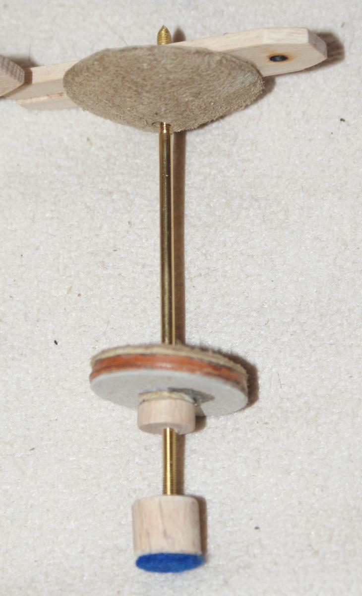 12. únor: Detail kuželky