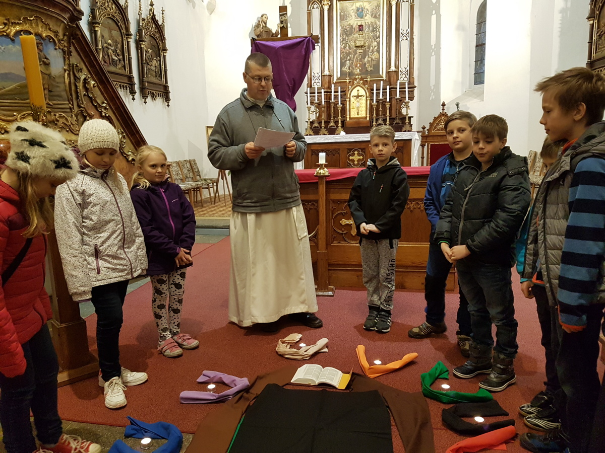 12. dubna – společná modlitba
