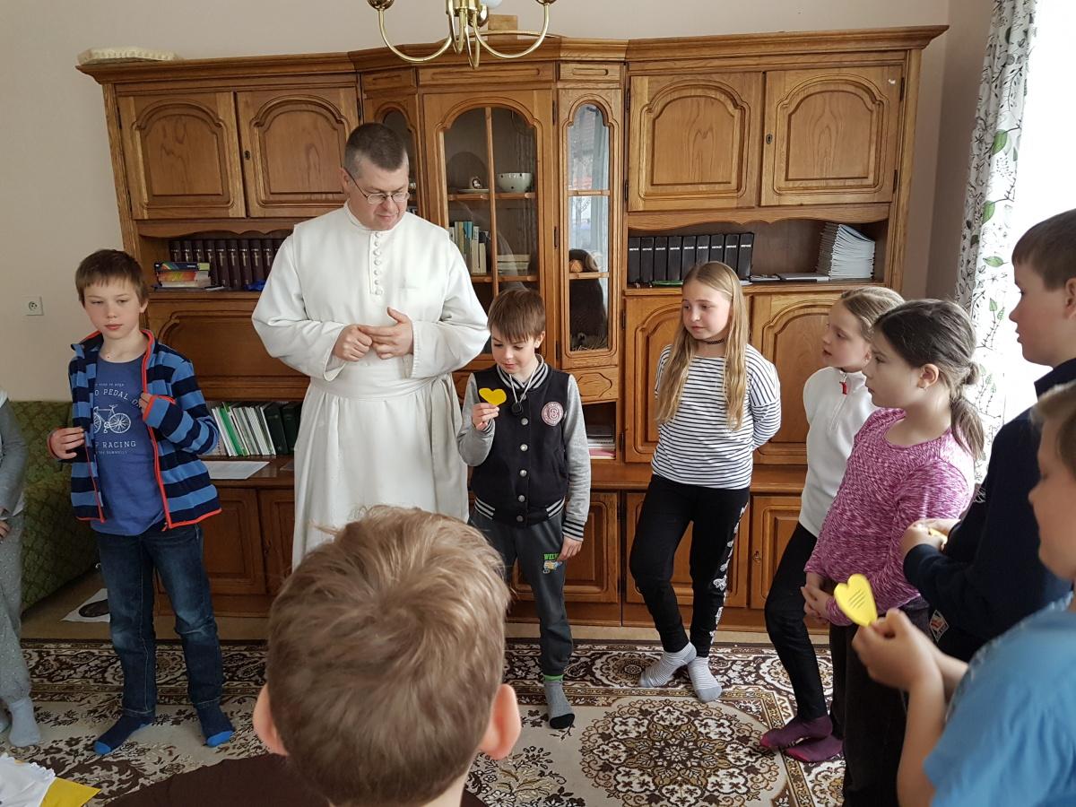 22. dubna – společná modlitba