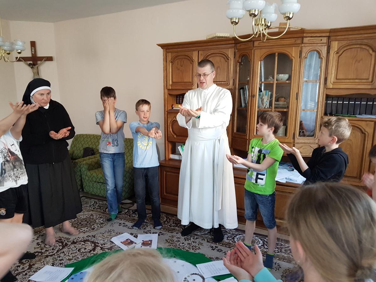 17. května – Závěrečná modlitba