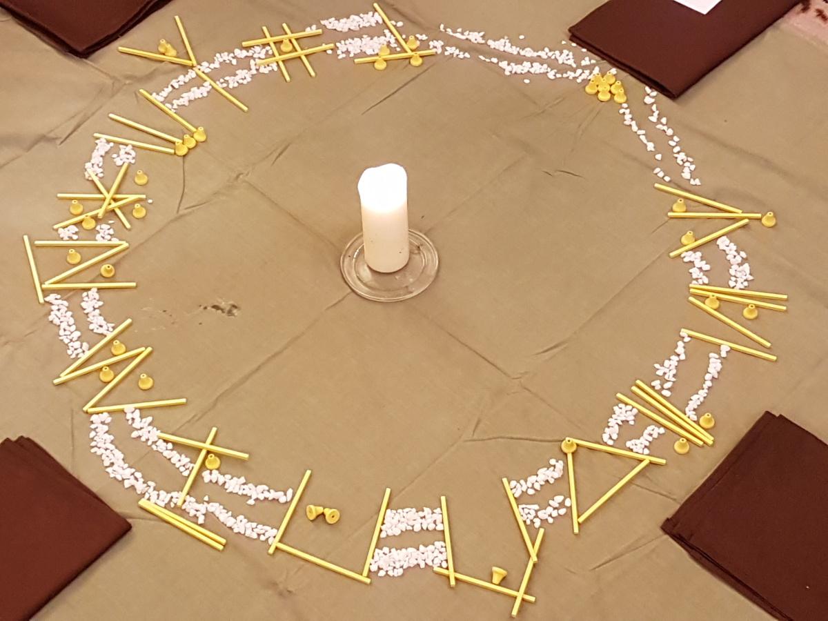 24. května – Umět si odpustit je budovat vztahy... (obraz)