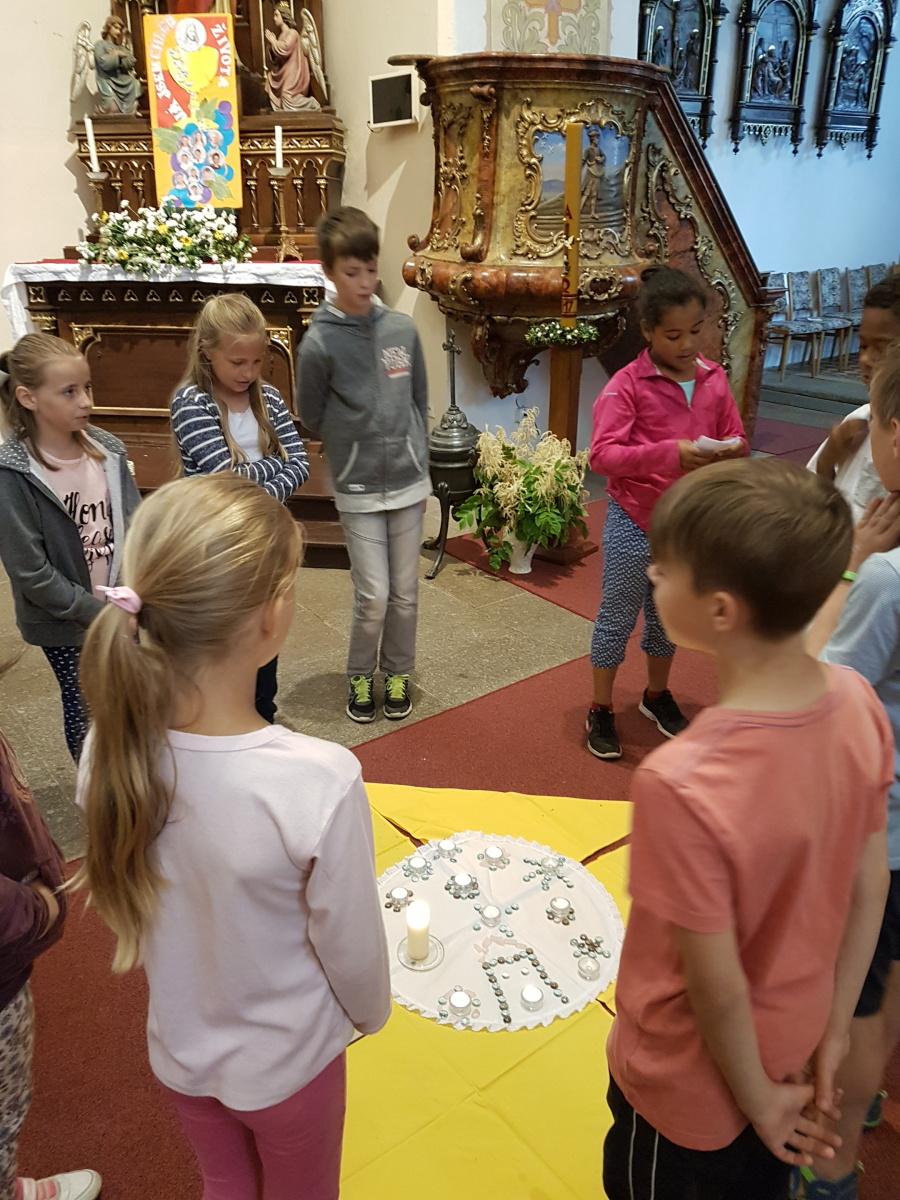 17. června – Společná modlitba