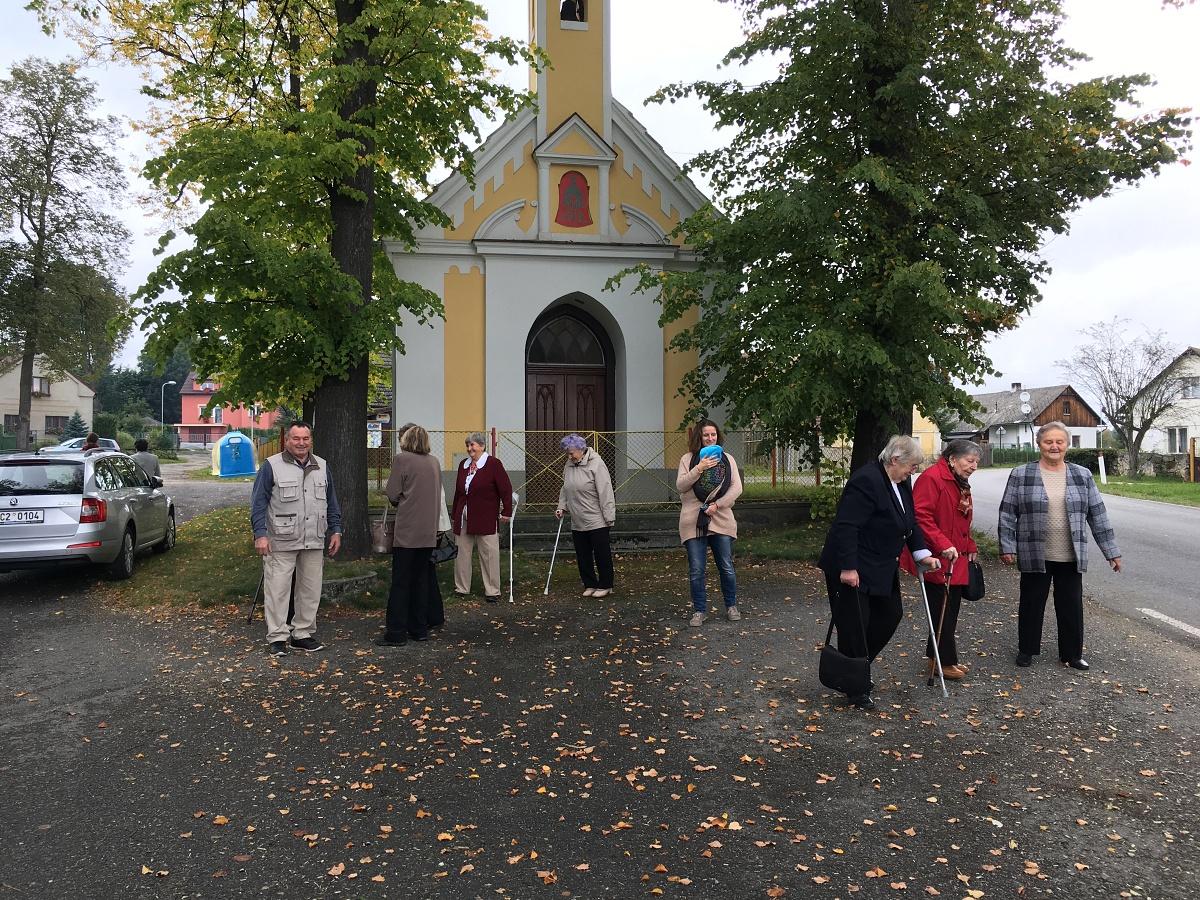 Posvícení v Radvánově 24. září
